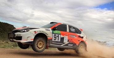 Тапио Лаукканен и Харри Каапро сошли в Кении по мотору