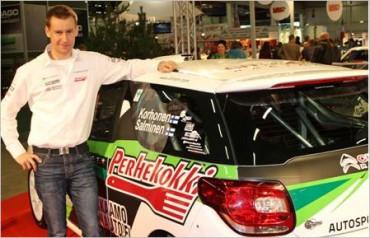 Юкка Корхонен обещает выиграть в BRC в 2013 году