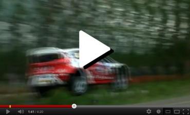Лучшие моменты Финского ралли в 2012 году